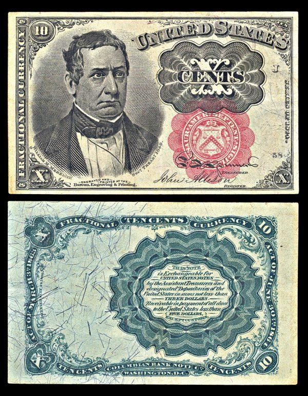 USA note