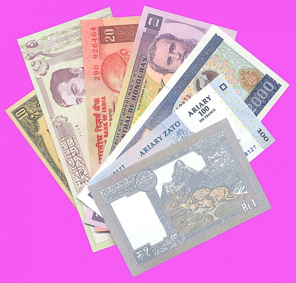 Paper Money Lots & Wholesale