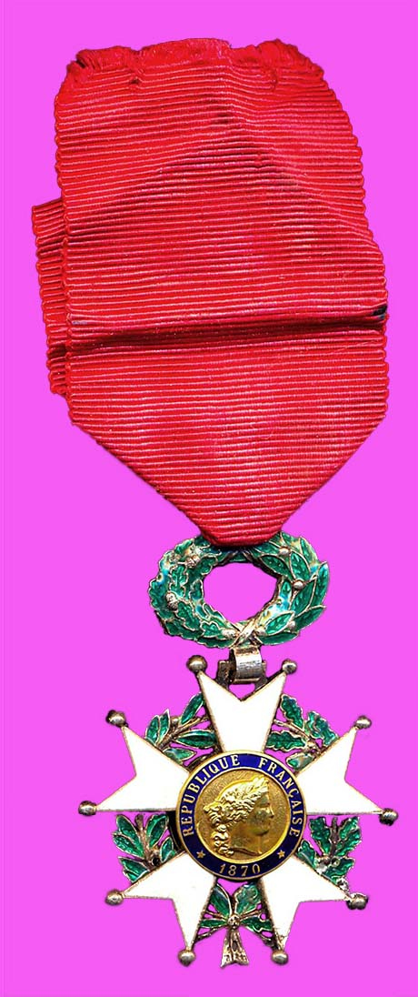 Medals & Military