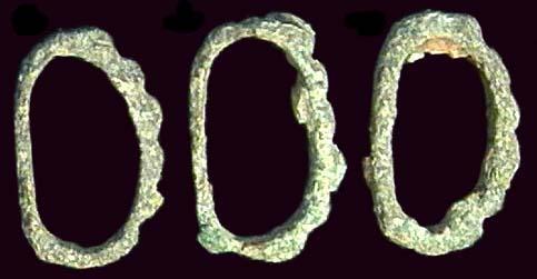 "Ancient Chinese bronze ring ""money"""