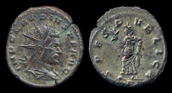 Antoninianus of Claudius Gothicus