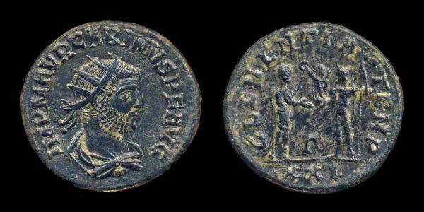 ROMAN EMPIRE, Carinus, 283-285 AD, antoninianius