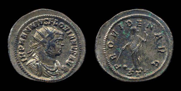 ROMAN EMPIRE, Florianus, 276 AD, antoninianius