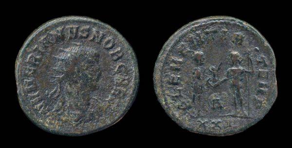ROMAN EMPIRE, Numerian, Caesar, 282-283 AD, antoninianius
