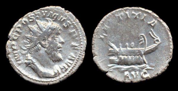 ROMAN EMPIRE, Postumus, 259-268 AD, antoninianus