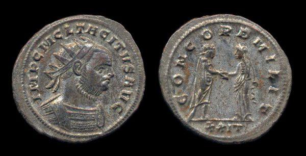 ROMAN EMPIRE, Tacitus, 275-276 AD, antoninianius