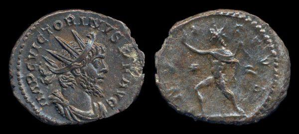 ROMAN EMPIRE, Victorinus, 268-270 AD, antoninianus