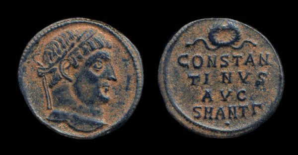 ROMAN EMPIRE, Constantine I, 307-337 AD, centenionalis, Antioch mint