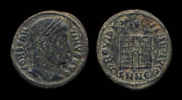 ROMAN EMPIRE, Constantine I, 307-337 AD, centenionalis, Nicomedia mint