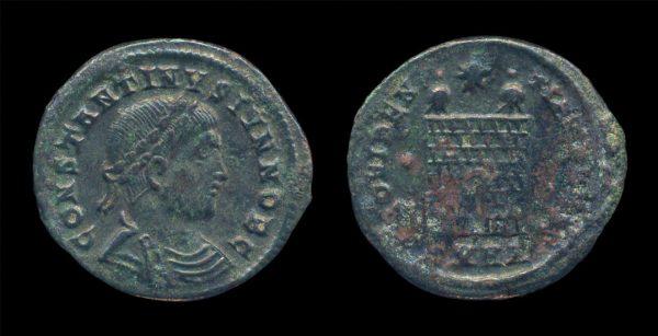 Constantine II coin