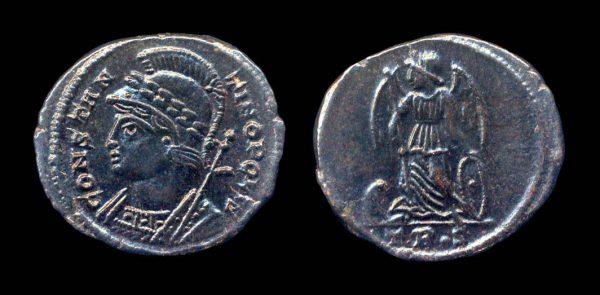 ROMAN EMPIRE, c. 330-346 AD, centenionalis, Treveri mint