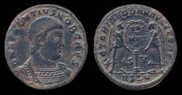 Decentius coin
