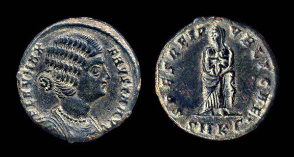 Roman, Fausta, cententionalis
