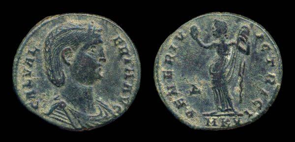 ROMAN EMPIRE, Galeria Valeria, 305-311 AD, follis, Cyzicus mint