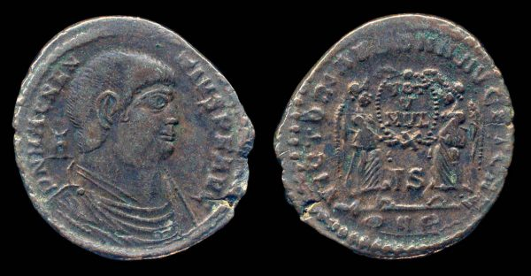 Magnentius coin