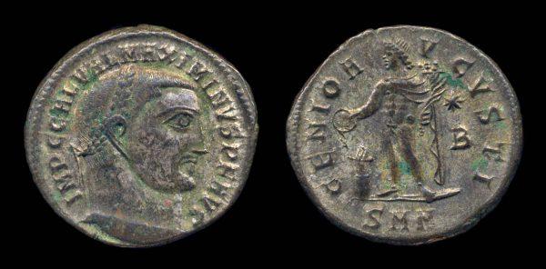 ROMAN EMPIRE, Maximinus II, 309-313 AD, follis, Nicomedia mint