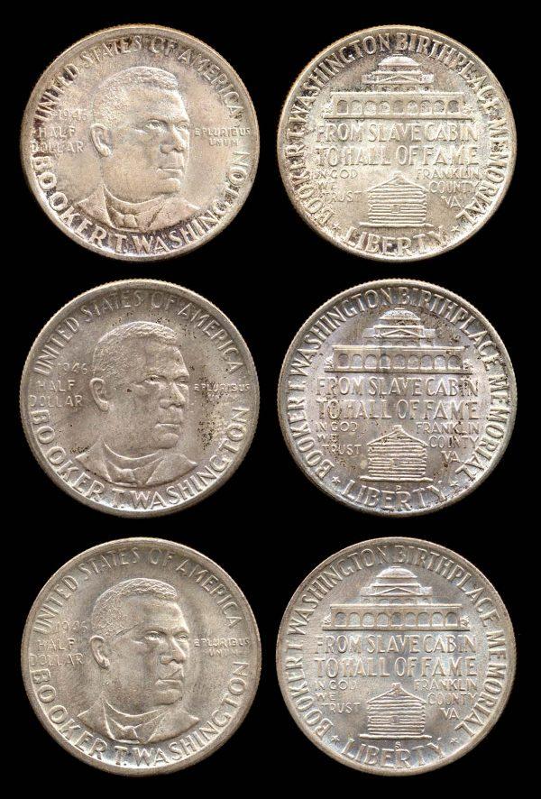 USA, 50 cents, 1946-PDS set