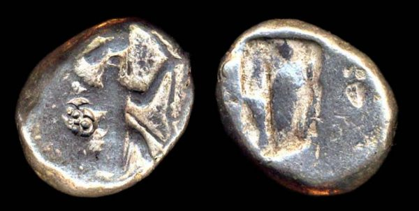 LYDIA, ACHAEMENID PERSIANS, siglos, c. 450-330 BC