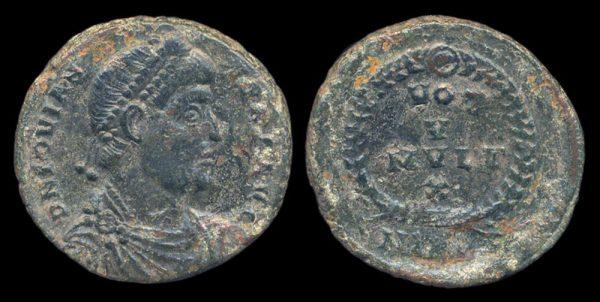 ROMAN EMPIRE, Jovian, 363-364 AD, centenionalis, Nicomedia mint