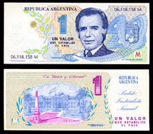 Republica Argentina | Paper Money | Golden Rule Enterprises Coins
