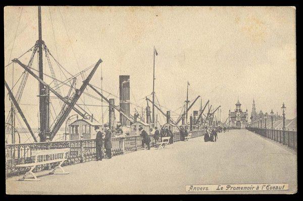 BELGIUM, postcard, (circa 1910)