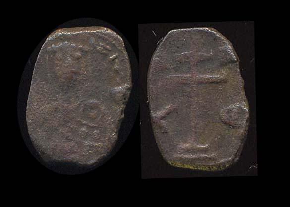 BYZANTINE, Alexius I, 1081-1118 AD, tetarteron