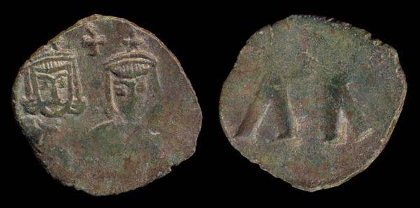 BYZANTINE, Leo V, 813-820 AD, Syracuse mint