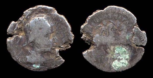 CHORESMIA, drachm, c. 200 BC