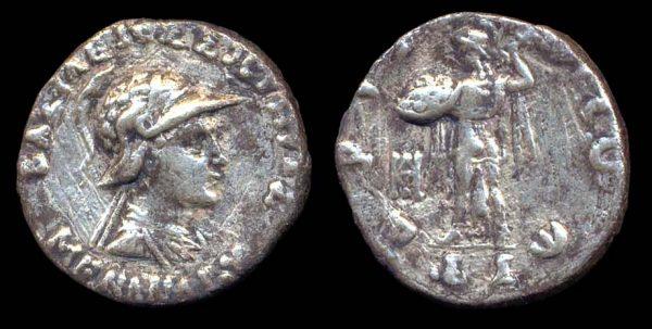 INDO-GREEK, Menander, c. 160-145 BC, tetradrachm