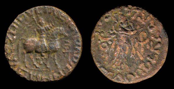 SCYTHIAN, Post-Azes period, tetradrachm
