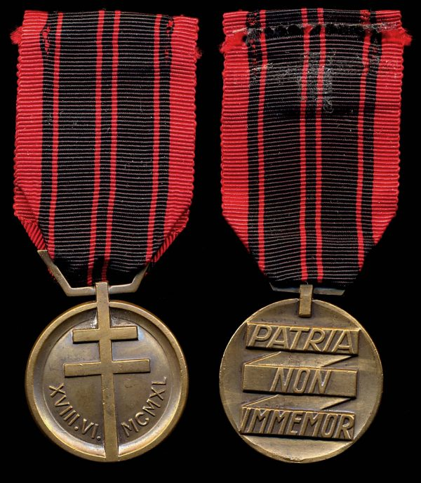FRANCE, Resistance Medal, 1943-47