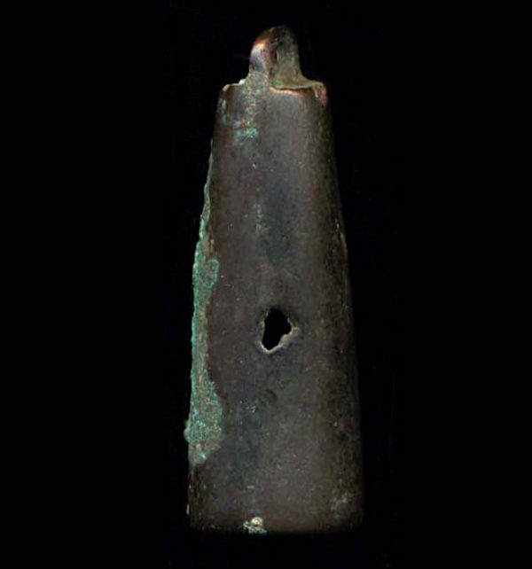 CHINA, ZHOU Dynasty, 1122-255 BC, bronze bell