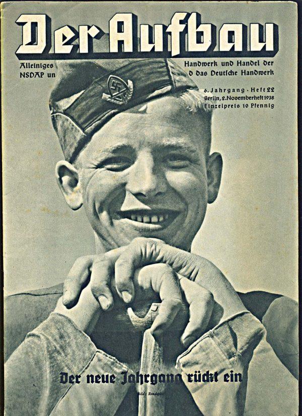 GERMANY, Nazi crafts magazine