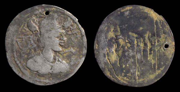 HEPHTHALITE, Kabul/Zabul region, c. 475-576 AD, drachm