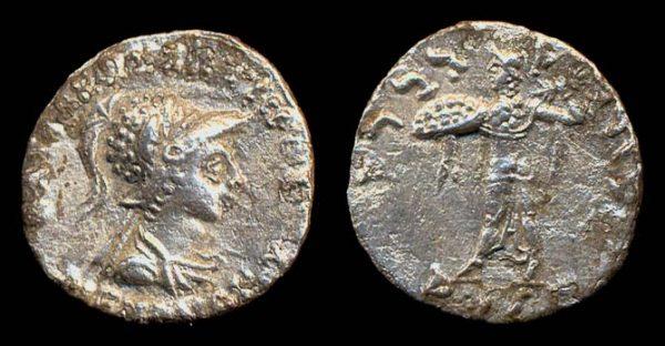 INDO-GREEK, Menander, c. 160-145 BC, drachm