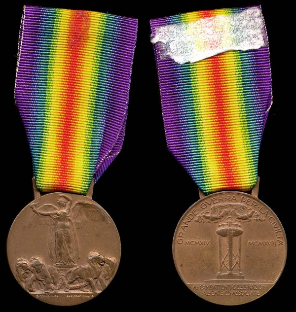 ITALY, Great War for Civilization Medal 1914-1918