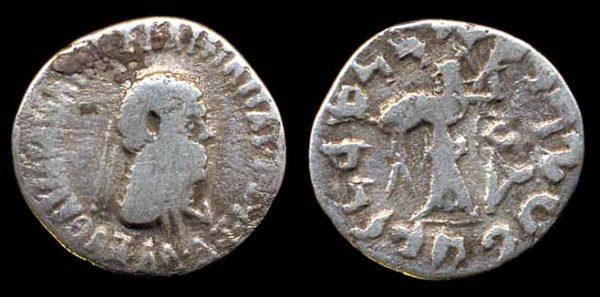 INDO-GREEK, Apollodotos II, c. 110-80 BC, drachm