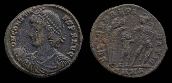 ROMAN EMPIRE, Constans, 337-350 AD, heavy maiorina