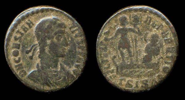 ROMAN EMPIRE, Constantius II, 337-361 AD, heavy maiorina