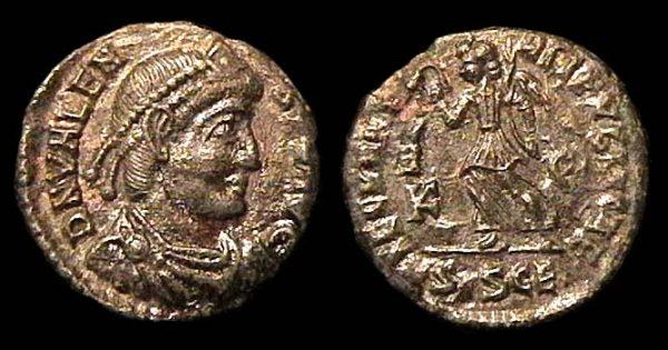 ROMAN EMPIRE, Valens, 364-378 AD, centenionalis