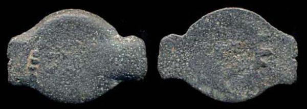 "JUDAEA, Alexander Jannaeas, 103-76 BC, bronze prutah, ""Widow's Mite"""
