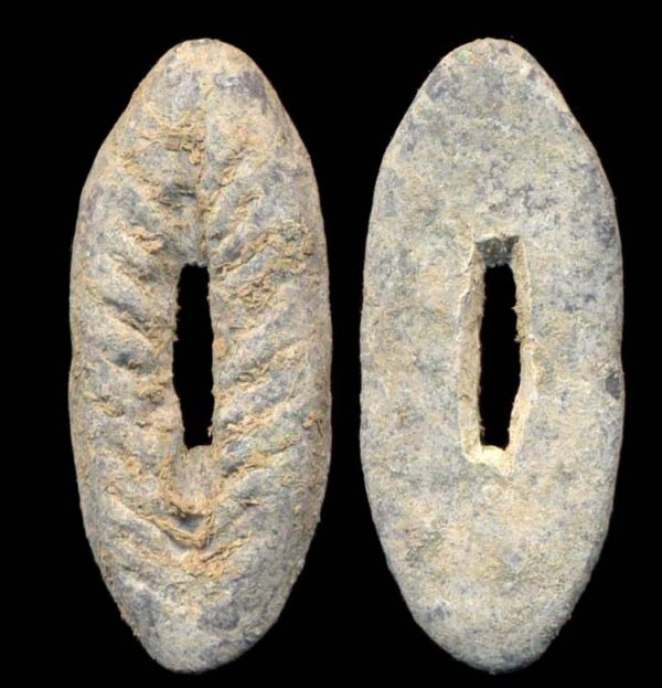 CHINA, ZHOU Dynasty, lead imitation cowrie