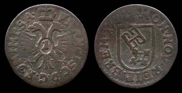 GERMANY, BREMEN, 1 groten, 1754