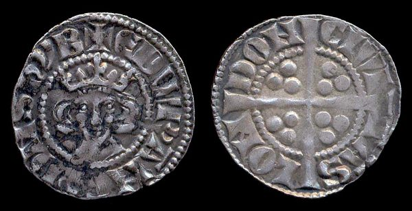GREAT BRITAIN, Edward I, 1272-1307, penny, London mint