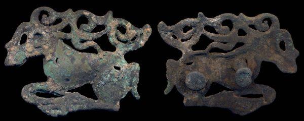 PAKISTAN, SCYTHIAN, c. 200 BC - 100 AD, ornament