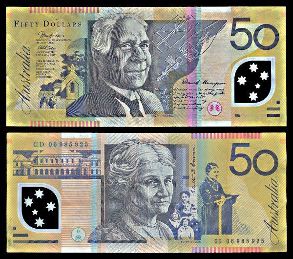 AUSTRALIA, 50 dollars, (20)06, P60d