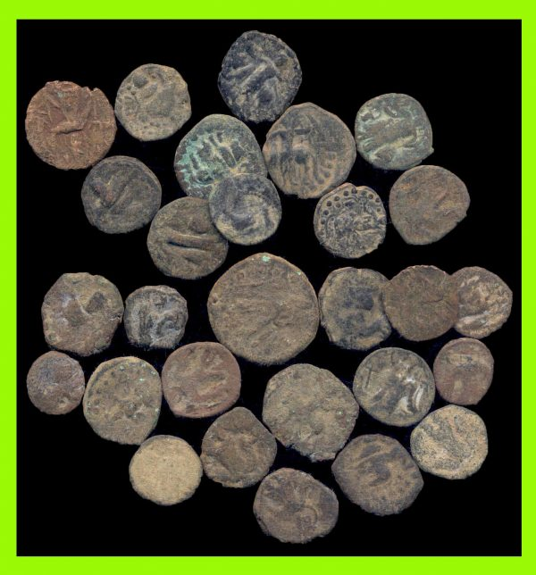 North Indian copper lot