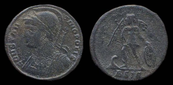 ROMAN EMPIRE, Constantine I, 307-337 AD, reduced centenionalis,
