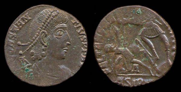 ROMAN EMPIRE, Constantius II, 337-361 AD, centenionalis,
