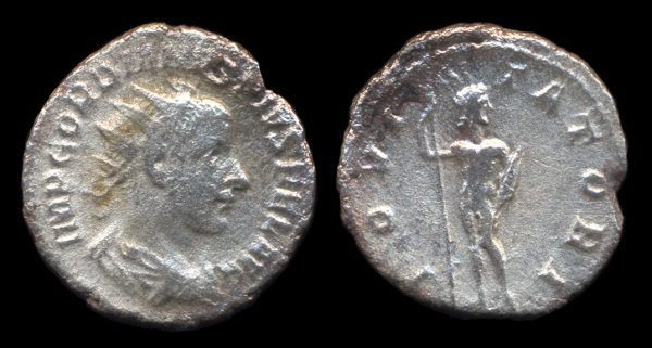 ROMAN EMPIRE, Gordian III, 238-244 AD, antoninianius,